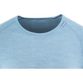 Woolpower Lite Cuello redondo, nordic blue